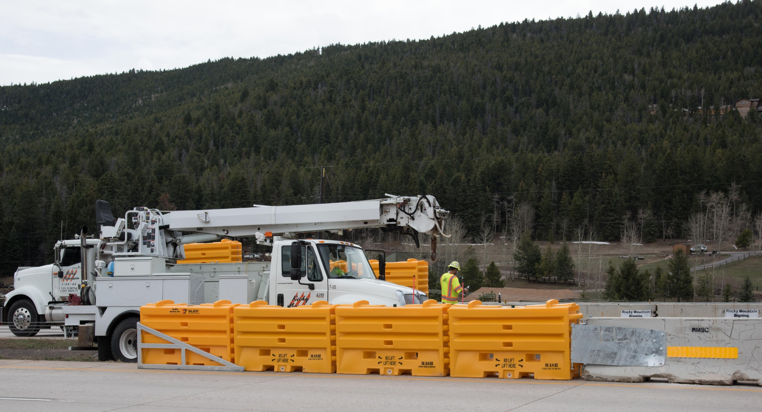 Attenuators for Rent in Colorado
